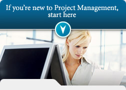 New to Project Management